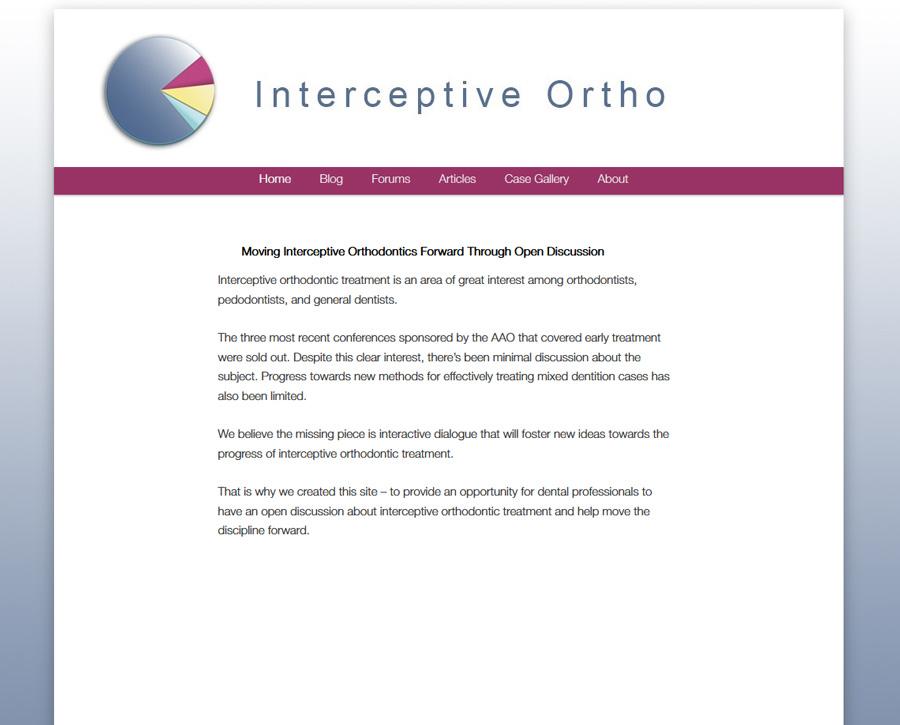 Interceptive-Ortho