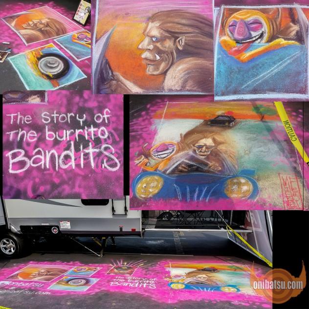 The Burrito Bandits